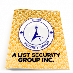 Booklet | A List Security Group Inc.